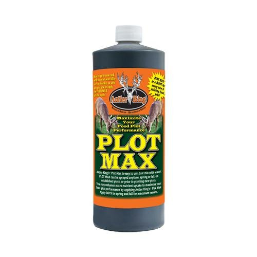 Antler King Liquid Soil Conditioners, and Fertilizers Plot Max 32 Oz