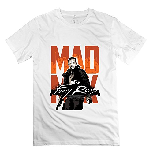 Lule'x Men's Mad Max Fury Road Shirt X-Large
