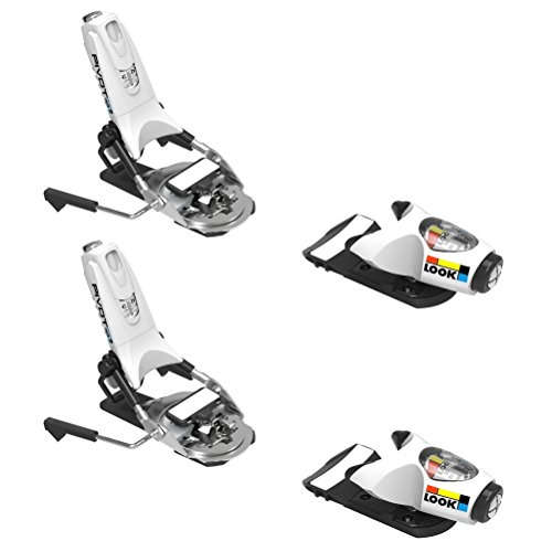 Look Pivot 18 Ski Binding White, 115mm