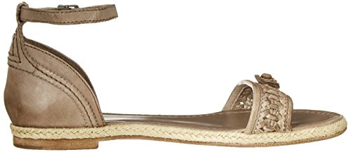 Concho Dress Sandal Frye 2 Women's Piece Grey Marlo qZPWwgAHnC