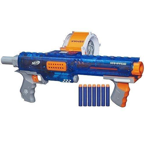 NERF NStrike Elite Rampage Sonic Ice Series Blaster [並行輸入品] B07JBRWBTV