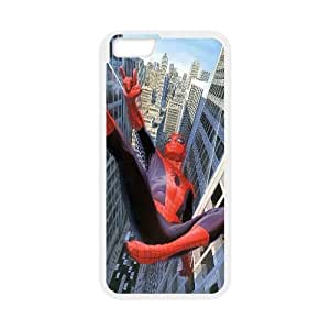 Spider Man Comic iPhone 6 4.7 Inch Cell Phone Case White Gift pjz003_3377073
