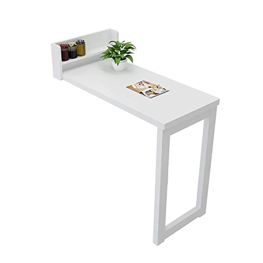 LH-Mesas Mesa Portátil Tabla Mesa de Pared Plegable | Mesa de Bar ...