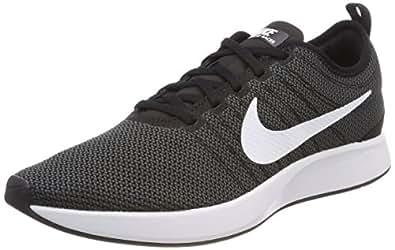 Amazon.com | Nike Mens Dualtone Racer Mesh Black White