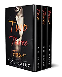 Two Three Four:The Complete Trilogy: MMF Box Set