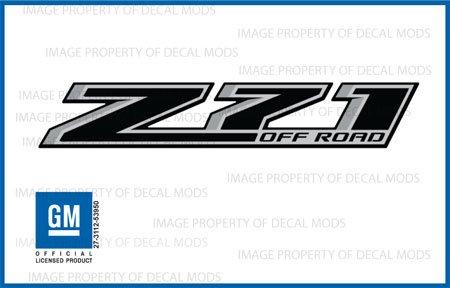 2014 z71 decals - 8