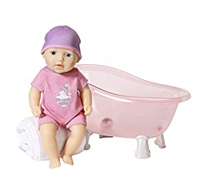 Amazon.com: Baby Annabell - My First Bathing Doll: Toys ...