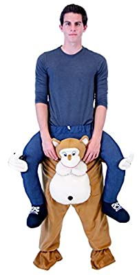 Piggyback Ride On Riding Shoulder Adult Costume