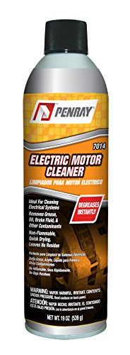 - Penray 7014 Electric Motor Cleaner - 19-Ounce Aerosol Can