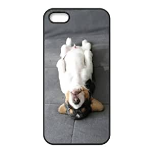 Case For Sam Sung Note 4 Cover Cases Beagle Puppy Unique For Guys, Case For Sam Sung Note 4 Cover Girls Protective Unique For Guys [Black]