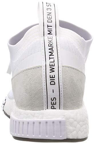 NMD da Racer PK Ftwbla 000 Uomo Scarpe adidas Fitness Bianco ZgBdxqZw