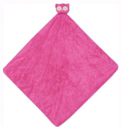 Angel Dear Napping Blanket, Fuchsia Owl, Baby & Kids Zone