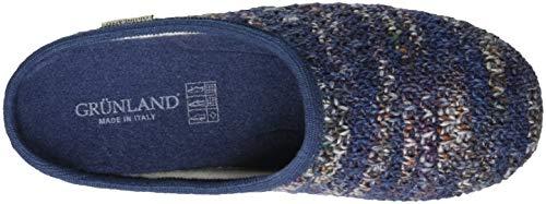 Grunland Femme Multicolore Chaussures Jean et de Piscine Plage Adri Jeans H0YrwH