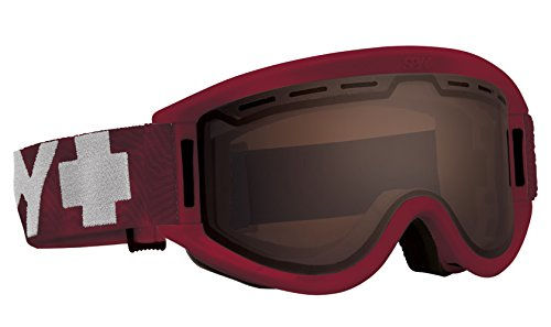 Spy Optic Unisex Getaway Matte - Goggles Polarized Electric