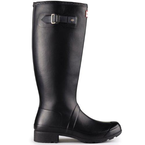 Wellington Boots Hunter Snow Rain Original Winter Black Tour Waterproof Womens qdvn8pawXw