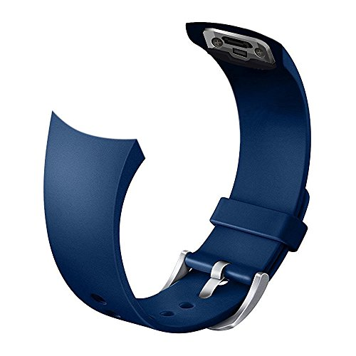 V-MORO Samsung Gear S2 Band, Samsung Smartwatch Replacement Band for Samsung Gear S2 (Blue)