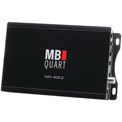 MBQUART NA1400.2 400W 2 Channel NA Series Full Range Class D Marine Amplifier