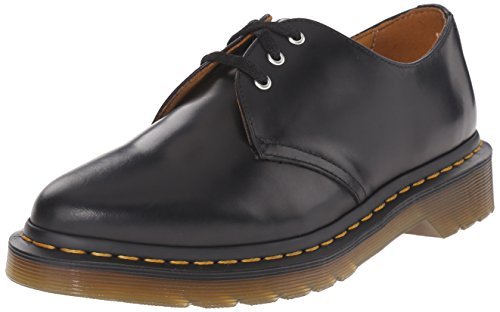 Dr. Martens Women's Dupree Oxford, Black, 8 UK/10 B US by Dr. Martens