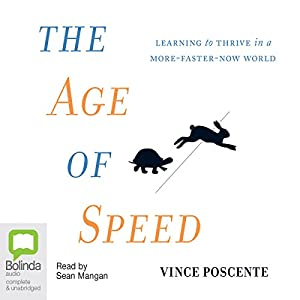 The Age of Speed Audiobook