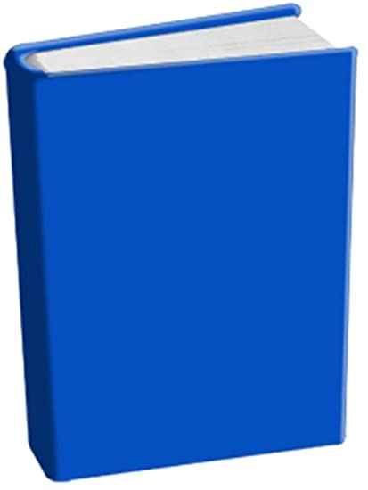 4 Pack - Solid Color Stretchable Book Covers