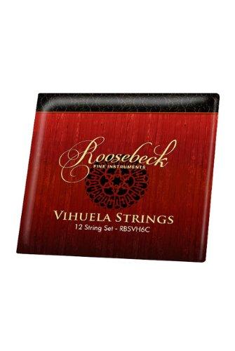 Roosebeck 6-Course Vihuela String Set by Roosebeck