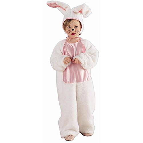 Kid's Bunny Rabbit Animal Costume (Size:X-small 4-6) (Kids Rabbit Costume)