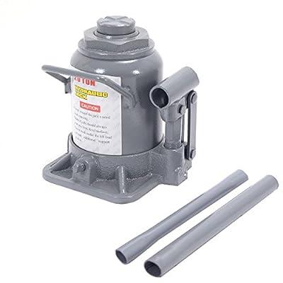 Floor Jack Hydraulic Auto Lift Bottle 20 TON Capacity Low Profile Automotive Shop Axle Hoist - House Deals