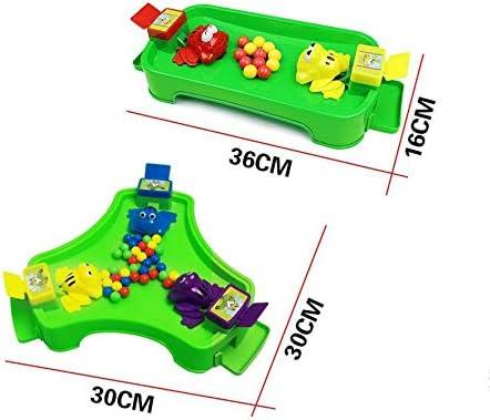 RoadRoma Frog Swallows Beads and Eats Juegos de Mesa para Dos Personas Juguetes de interacción: Amazon.es: Hogar