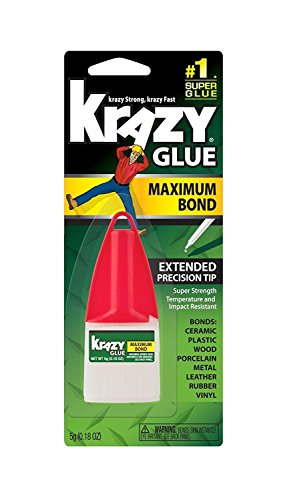 (Krazy Glue Advanced Formula)