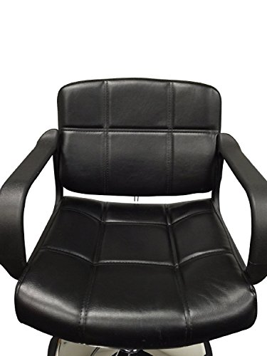 20-Wide-Hydraulic-Barber-Chair-Styling-Salon-Beauty-Equipment-DS-5001W-NEWBlack