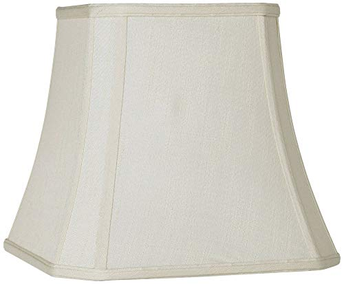 (Imperial Creme Square Cut Corner Shade 8x12x11 (Spider) - Imperial Shade)