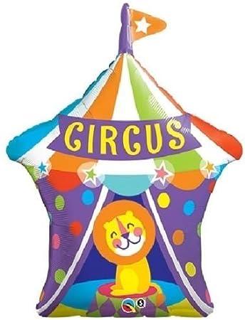 Amazon.com: loonballoon circo tienda de campaña 36 Big parte ...
