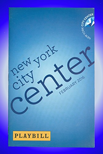 (Cabin in the Sky, Encores! City Center Playbill + Harvy Blanks, Chuck Cooper, LaChanze, Norm Lewis, Marva Hicks)