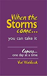 When The Storms Come...you can take it: Coping...one day at a time (One Day at a Time Devotional Book 1)