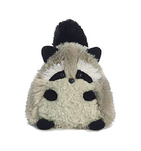 Aurora World Willow Wisps Raccoon Plush, 5