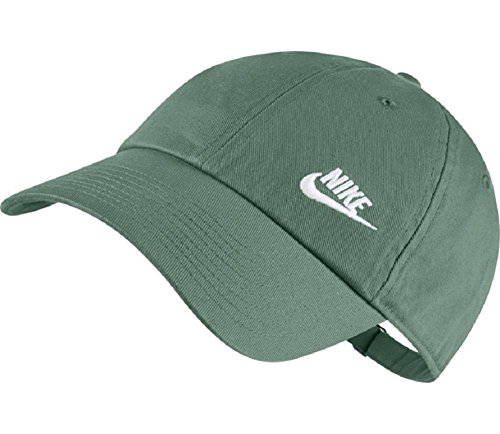 Womens Futura Classic Nike H86 Green Hat Moss advEn1A