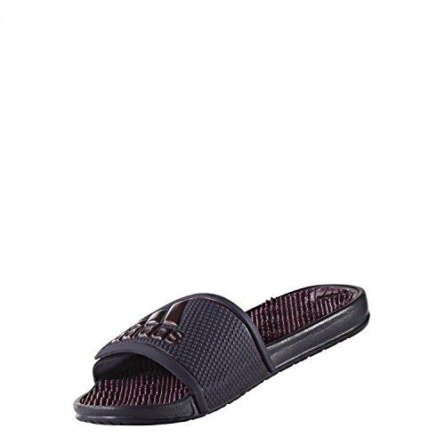 hot sale online 8450e e319d adidas Adissage 2.0 Logo, Zapatos de Playa y Piscina para Hombre Azul  (Noble Ink ...