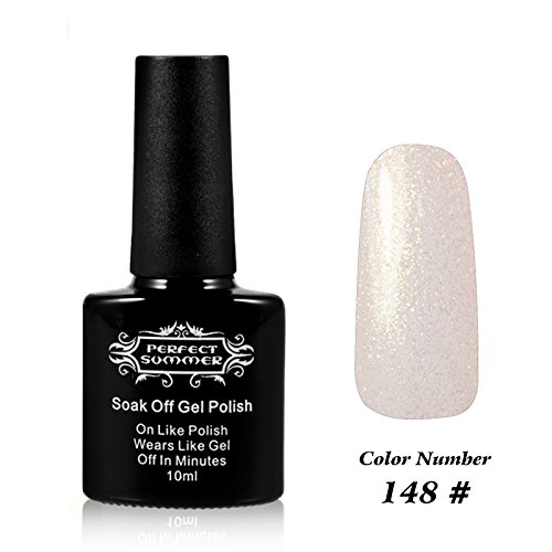 Perfect Summer Pro Gel Nail Polish UV LED Soak Off Nail Lacq