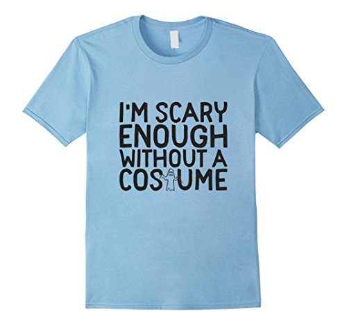 [Mens Mom Costume - Easy Mom Costume - Halloween Shirt XL Baby Blue] (Simple Halloween Costumes For Guys)