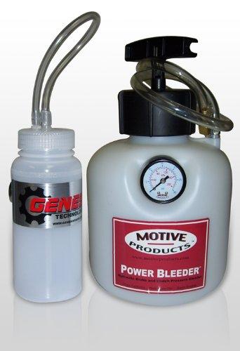 Genesis Technologies Magnet Mount Bleeder Bottle & Motive Products Rectangle Universal Power Bleeder Hoerr Racing Products