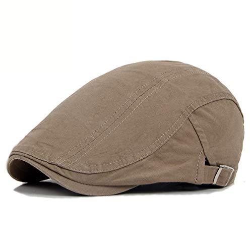 de Hombre Color lenguas Boinas GLLH de Gorras Pato qin sólido Sombreros B Sombreros Mujer hat de E de 4nwwxYq1C