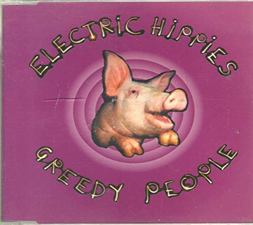 Greedy people [Single-CD] (People Greedy)