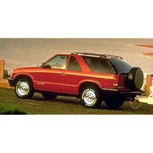 Amazon Com 1997 Chevrolet Blazer Reviews Images And Specs Vehicles
