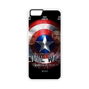 iPhone 6 Plus 5.5 Phone Case Captain America: Civil War