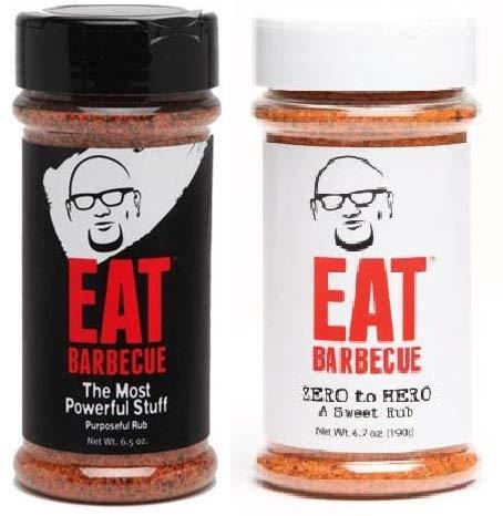 (Pellet Envy - EAT BBQ - Zero to Hero/Most Powerful Stuff Combo Pack)