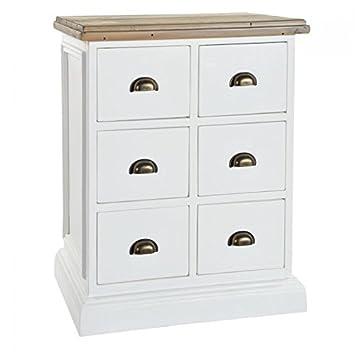 Furniture For Home Franzosischer Landhausstil Kommode Mit Sechs
