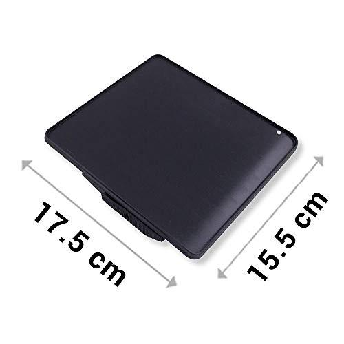 Suporte articulado para notebook com mousepad   Preto