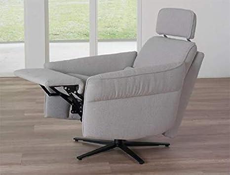 Sensational Amazon Com Himolla Aura Cognac Leather Swivel Recliner Short Links Chair Design For Home Short Linksinfo