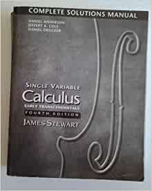 stewart single variable calculus pdf