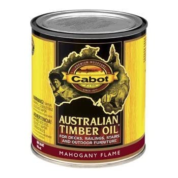 Cabot Stains 3459 Australian Timber Oil Penetrating